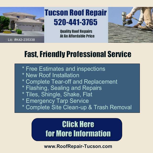 Delightful Roof Repair Tucson Ad U2013 520 441 3765
